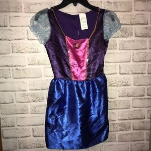 Disney's Frozen Anna Costume Dress 4-6X
